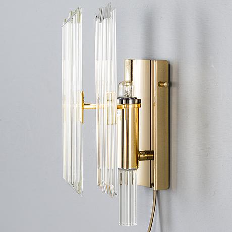 """Wall lamp, """"stilkronen 92"""", italy."""