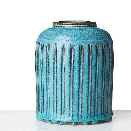 Wilhelm kåge, urna, farsta, gustavsbergs studio 1960.