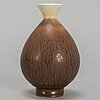 A berndt friberg vase in stoneware for gustavsberg.
