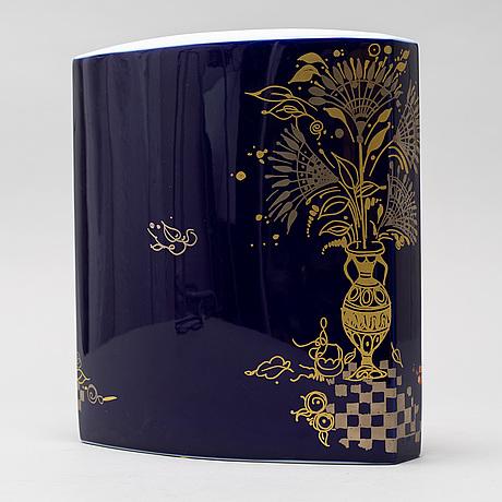 A bjÖrn wiinblad vase, rosenthal studio-haus.
