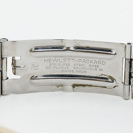 Hewlett-packard, hp-01, armbandsur, 41mm.