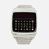 Hewlett-packard, hp-01, wristwatch, 41 mm.