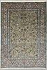 A carpet, sk kashan royal, 356 x 253 cm.
