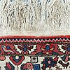 A semiantique bahtiar carpet ca 319 x 209 cm.