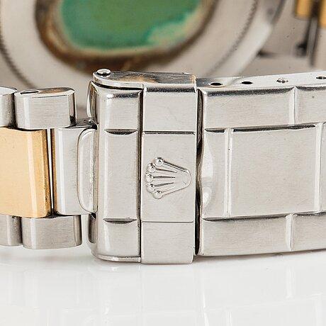 "Rolex, daytona, chronograph, ""inverted 6""."