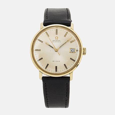 Omega, de ville, armbandsur, 34.5 mm.