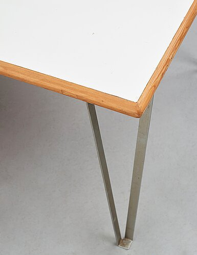 Rolf rickard thies, a unique executive desk and chair, 1970's, made for the architect's private home.