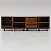A leif alring rosewood drinks cabinet, 1960's.
