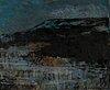 Hannu-kustaa manner, olja på pannå, signerad och daterad -78.