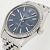 Rolex, oyster perpetual datejust, wristwatch, 36 mm,