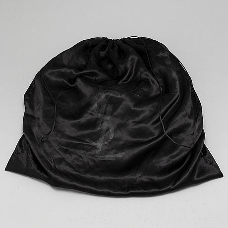 Yves saint laurent, a ponyhair 'muse' bag.