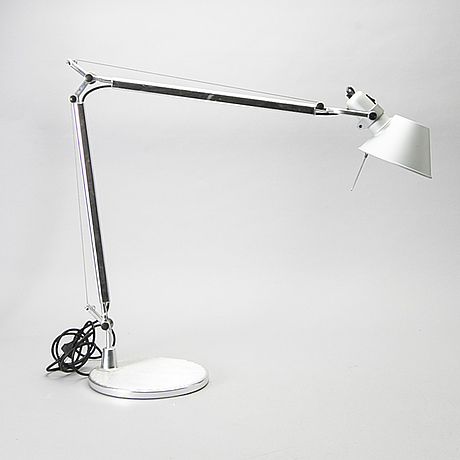 """Table lamp, """"tolomeo"""", michele de lucchi and giancarlo fassina, artemide, italy."""