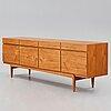 "Ib kofod larsen, a ""fa-66"" teak sideboard, for faarup møbelfabrik, denmark 1950-60's."
