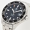 Tag heuer, aquaracer (300 meters), wristwatch, 41.5 mm.
