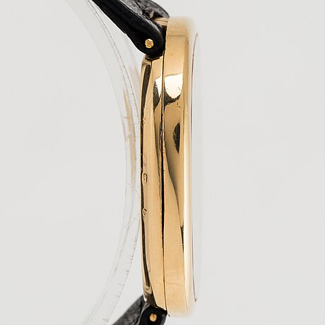 Patek philippe, golden ellipse.