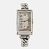 Omega, wristwatch, 25 x 33 (38) mm.