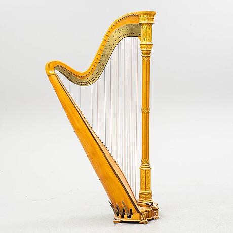 Harpa, Érard, paris.