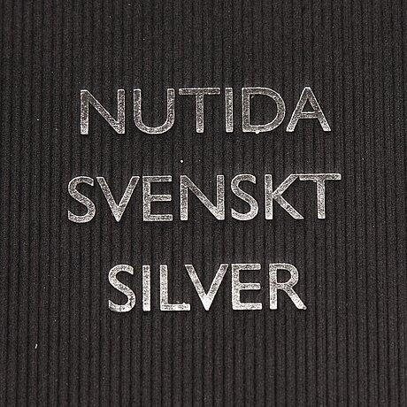 Malte strÖm, a sterling collier, stockholm 2001.