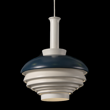 Alvar aalto, a  'a335a' pendant light for valaistustyö.
