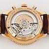 Breitling, navitimer 1 b01, wristwatch, chronograph, 43 mm.