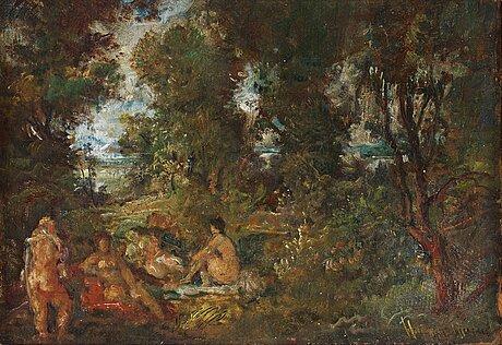 Herman lipot, landscape.