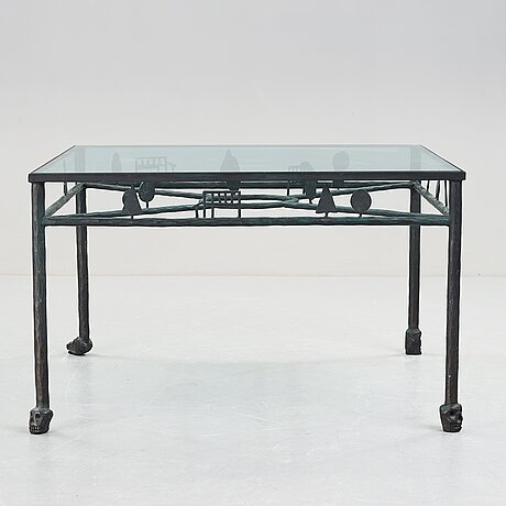 Grant larkin ltd, a table, usa, 1980's.