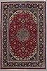 A carpet, old esfahan, isfahan ca 302 x 205 cm.