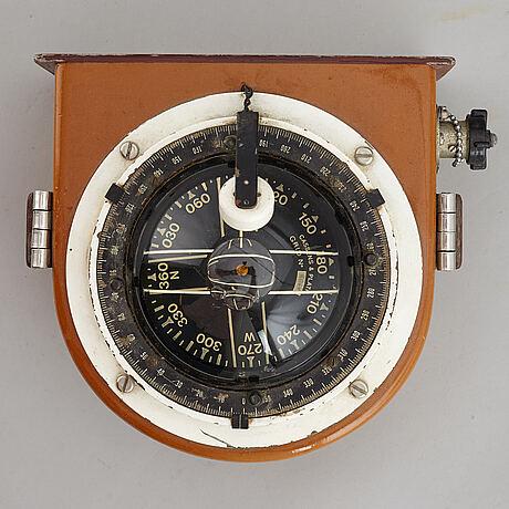 A cassens & plath compass.