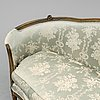A first half of the 20th century gustavian style sofa.