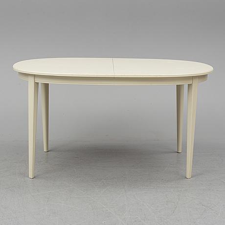 Matbord, citymöbler tibro, 1900-talets andra hälft.