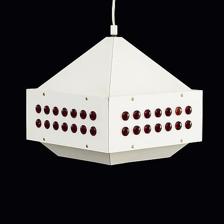 Hans-agne jakobsson, lamp pendant, 1960-/70s.