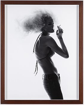 EWA-MARIE RUNDQUIST, digital gelatin silver print. Signed on label. Edition 1/12.