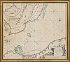 Johannes van keulen - chart / map, southern part of the baltic sea, amsterdam 1697 - 1709.