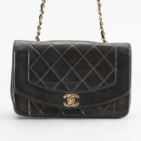 "Chanel, ""diana"", bag, 1996-1997."