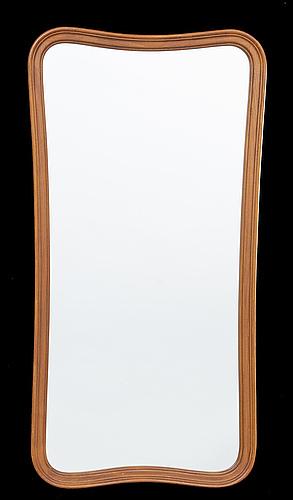Mirror, swedish modern, mid 20th century.