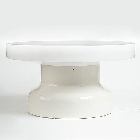 """Anders pehrson, a """"bumling"""" table for ateljé lyktan, sweden 1960-70's."""