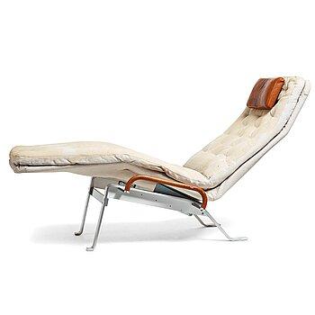 """16. Sam Larsson, a """"Fenix"""" chaise longue, Dux, Sweden 1960's."""
