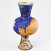 Kyllikki salmenhaara, a vase signed ks. arabia, c. 1957-1959.