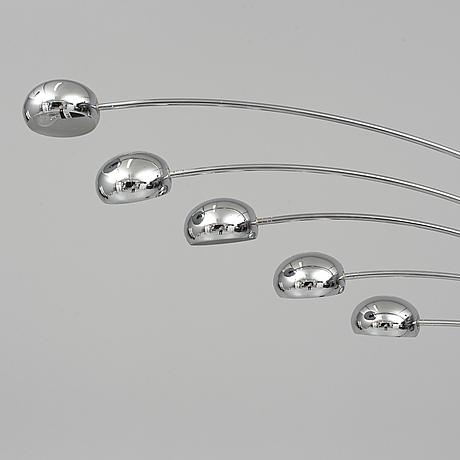 A late 20th century floor light.
