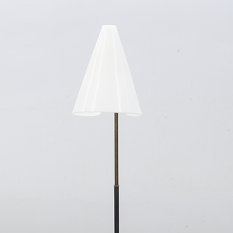 Floor lamp, second half of the 20th century.