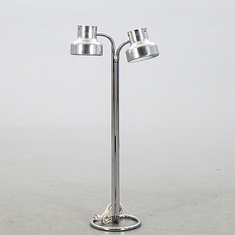 "A ""bumlingen"" floor lamp by anders pehrson, ateljé lyktan Åhus, second half of the 20th century."