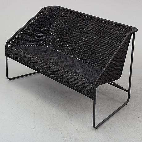 Ingegerd rÅman, a 'viktig' rattan and tubular steel furniture sute from ikea, 2016.