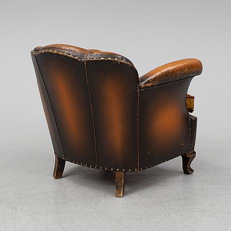 Armchair, ca 1920.