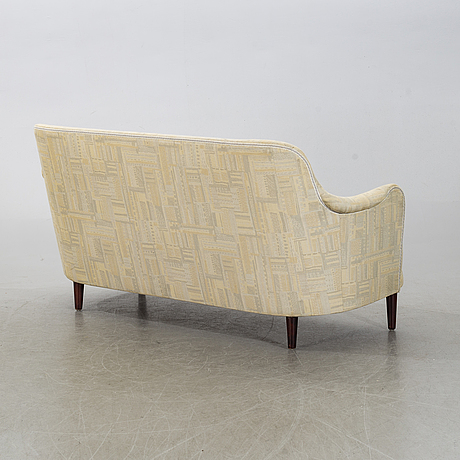 "Carl malmsten, ""samsas"", sofa, second half of 20th century."