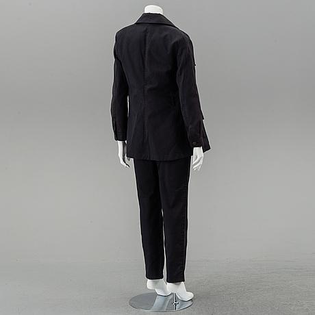 Fendi, a four-piece outfit, italian size 42-46.