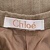 ChloÉ, kostym, 2 delar, storlek fransk 42.
