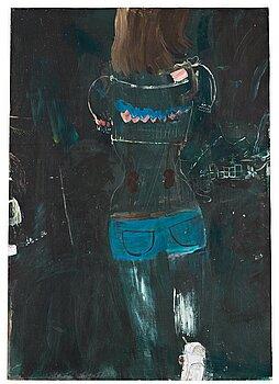 """180. Helene Billgren, """"På väg till landskap""""."""
