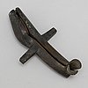 Gjutform, brons, 1800-tal.