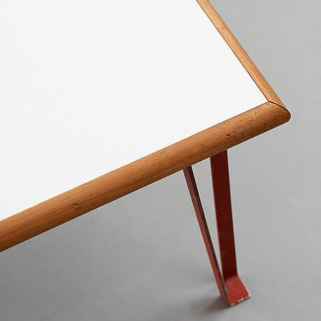 Rolf rickard thies, a unique side table, sweden 1970's, for the architect's private home.