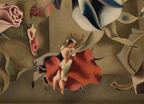 """Erik olson, """"arabesk iii""""."""